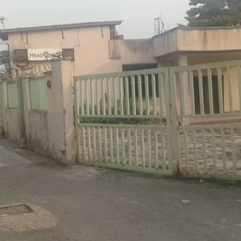 LAND FOR SALE OFF ADENIYI JONES IKEJA – LAGOS.