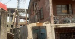 OLD BUILDING FOR SALE AT KANO STREET EBUTE METTA, LAGOS