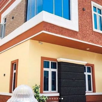 4 Bedroom Semi Detached With BQ; Buene Vista Estate by Chevron Toll Gate, Lekki Lagos.
