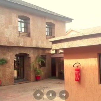 HOTEL FOR SALE: Off Salvation Road, Opebi Ikeja. Lagos