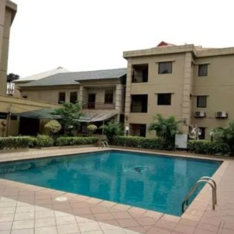 HOTEL FOR SALE: off Murtala Mohammed International Airport Rd, AJAO ESTATE LAGOS