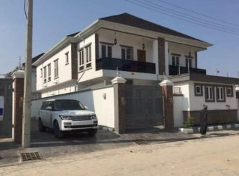 Brand New Duplex for Sale in Osapa London – Lekki Lagos.